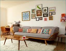 Retro living room and plus retro house ideas and plus decorating retro -  Retro Living Room Decoration  FleurDuJourla.com ~ Home Magazine and Decor