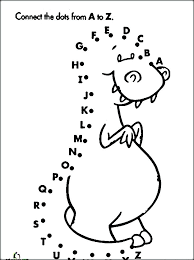 Connect The Dots Coloring Pages Dot To Dot Coloring Pages Connect