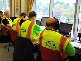Amateur radio operations at hurricane katrina