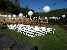 outstanding outdoor lighting for a wedding including inspirations ideas