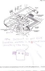 1991 club car 36 volt wiring diagram wirdig ezgo 36 volt wiring diagram share the knownledge