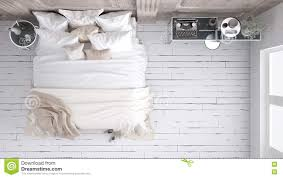 Bed top view Bed Outline Classic Bedroom Top View Dreamstimecom Classic Bedroom Top View Stock Image Image Of Light 80545957