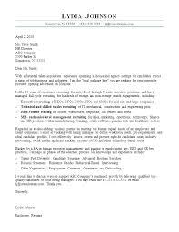 Sample Cover Letter For Recruiter Position Cover Letter For A