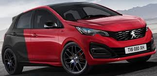 2018 peugeot 208 gti. interesting peugeot this might be a look of the new peugeot 208 gti for 2018 peugeot gti e