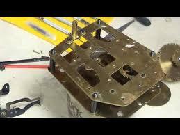 e7 linden clock mainspring repair