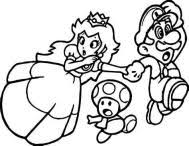 Mario Odyssey Coloring Pages Resume Simple Templates
