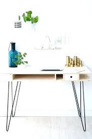scandinavian office desk office desk hairpin legs home desks dino scandinavian style office desk