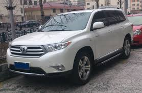 2013 Toyota Highlander ii – pictures, information and specs - Auto ...