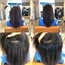 黒人系の方に多いくせ毛の縮毛矯正のポイント実例紹介 Ueyamaseiyanet