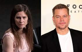 Amanda Knox says Matt Damon film ...