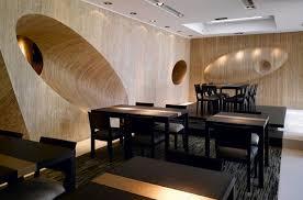 Japanese Restaurant Interior Design with Unique Concept