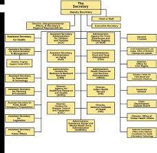 Cms Org Chart Appendix E Hhs Organizational Chart Aspe