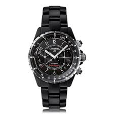 mens chanel watches the watch gallery chanel j12 black automatic chronograph mens watch h3409