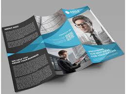 tri fold brochures creative corporate tri fold brochure vol 25 by jason lets just