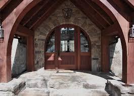 rustic double front door. Rustic Double Front Doors And Unique Entry With Cedar Door