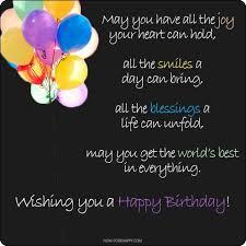 Happy Birthday Inspirational Quotes – 21 Birthday Wishes | Quotes ... via Relatably.com