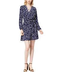 Maison Jules Size Chart Maison Jules Womens Bird Wrap Dress