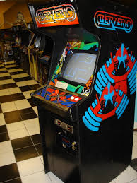 Ninja Turtles Arcade Cabinet Dragons Lair Ii Arcade Cabinet The Arcade Is On Fire