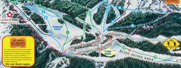 manning park resort ski holiday