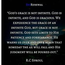 God\'s Grace Quotes 15 Awesome Christian Quotes RC Sproul Quotes Grace Judgement Reformed