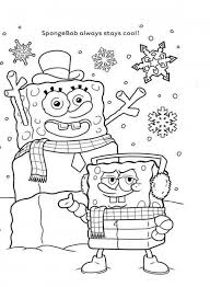 Weasel Coloring Pages Best Of Spongebob Christmas Coloring Pages