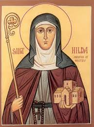 'They Do Their Homage to the Saint'—St Hilda of Whitby - Logismoi
