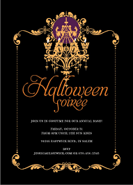 Halloween Party Invitations Templates Halloween Party Invitations ...