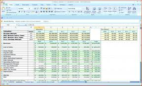 Sample Home Budget Worksheet Forecast Spreadsheet Project Excel ...