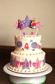 Rockstar Barbie Cake By Cupkits Edible Creations Cakes Cupcakes