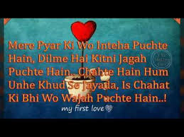Love Quotes StatusMohabbat StatusIshq StatusWhatsappvideoHindi Classy Download Song Quotes