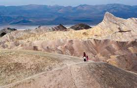 Death Valley: Höchste Temperatur seit ...