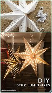 Outdoor Lighting Christmas Stars 10 Diy Outdoor Christmas Lighting Craft Ideas Projects