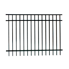 metal fence panels lowes. Delighful Lowes Ironcraft Actual 4ft X 6ft Berkshire Black Powder On Metal Fence Panels Lowes E