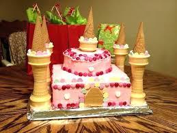 Simple Princess Castle Cake Ideas Beautiful Cakes Birthday Party