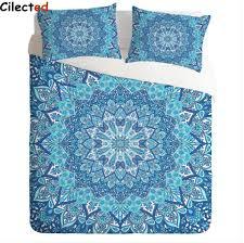 Blue Pattern Duvet Cover Simple Ideas