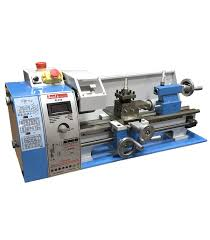 Test Chart For Lathe Machine Lathe Pl 210v Have Variable Speed And Metal Gears Its A Precision Metal Lathe