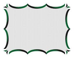 Certificate Border 3