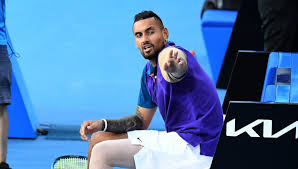 Nick kyrgios has declared he will not continue to play after turning on the chair umpire over a system malfunction. Nick Kyrgios Snaps Back At Novak Djokovic In Colourful Outburst