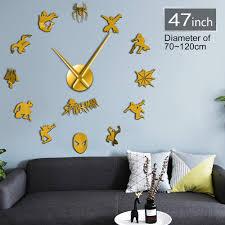 clocks best yellow grey clock