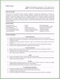 Bank Reconciliation Resume Sample Accountant Resume Sample Stunning Accountant Resume Sample