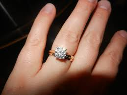 Wedding Rings Which Ring Is The Engagement Ring In A Set