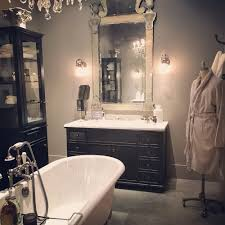 Classic Restoration Hardware Bathroom Vanity