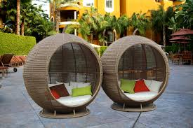 ball wicker bed wicker outdoor furniture garden wicker garden