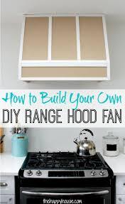 budget kitchen hood fan