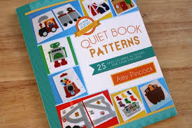 quiet book patterns book review giveaway