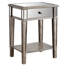 large mirrored nightstand pier. Large Mirrored Nightstand Pier D