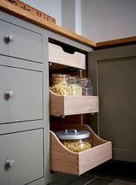 Pull Out Kitchen Storage Bespoke Kitchen Storage Ideas