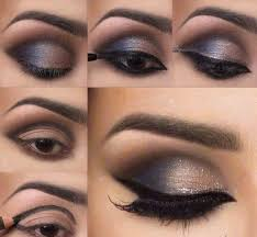 dark smoky eye makeup tutorial