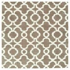 8x8 square rug revolution light brown ft x ft square area rug 8x8 foot square rugs 8x8 square rug