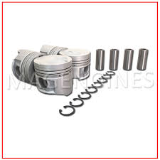 PISTON & RING SET TOYOTA 1N 8V 1.5 LTR – Mag Engines